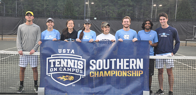 North Carolina-Chapel Hill won its fourth Southern TOC crown.